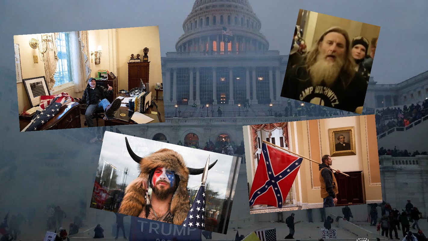 The Law needs Your Help to Identify the Capitol Rioters: Here's What You Can Do (OSINT Tips)